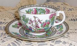 SPRING Super Sale Coalport Indian Tree  Teacup & Saucer sets, Asian Chinoiserie - $19.95