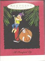 Hallmark Keepsake Ornament, All Pumped Up, 1994 - $4.94