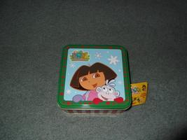 2003 Carlton Cards Dora the Explorer and Friends 3 Piece Ornaments Set Christmas - $20.49