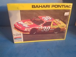 Monogram Bahari Pontiac Michael Waltrip Kool Aid Kid #30 Model Kit Seale... - $18.69