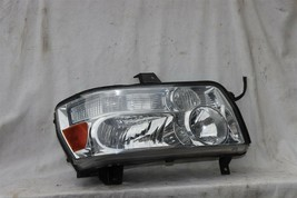 04-10 Infiniti QX56 Xenon HID Headlight Head Light Passenger RH - POLISHED image 1