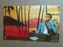 Scarface Poster 32 x 20 Al Pacino Universal Studios Scorpio Poster # 100... - $12.59