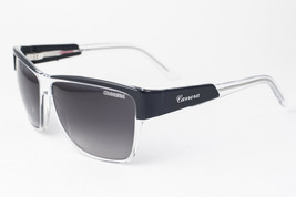 Carrera 42 Crystal Black / Dark Gray Gradient Sunglasses 42/S 7C5 - $58.31