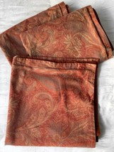 Pottery Barn Series One Italian Jacquard Euro Paisley Pillow Cover - $29.70