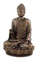 "Top Collection Small 3"" Shakyamuni Buddha Decorative Figurine. Resin wit... - $12.96"