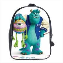 School bag 3 sizes monsters inc mike wazowski university - $39.00+