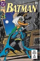 Batman Comic Book #482 Dc Comics 1992 Near Mint Unread - $3.99