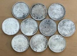 "JAPAN 500 YEN /""RUNNING/"" 12th Asian Games Hiroshima 1994 COPPER-NICKEL PROOF COIN"