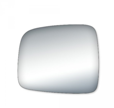 Fits 02-07 Jeep Liberty Left Driver Mirror Glass Lens Only  w/Silicone - $17.08
