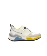 DIESEL S-Brentha LC Mens Star White Fashion Sneaker Size 10.5 - $130.89