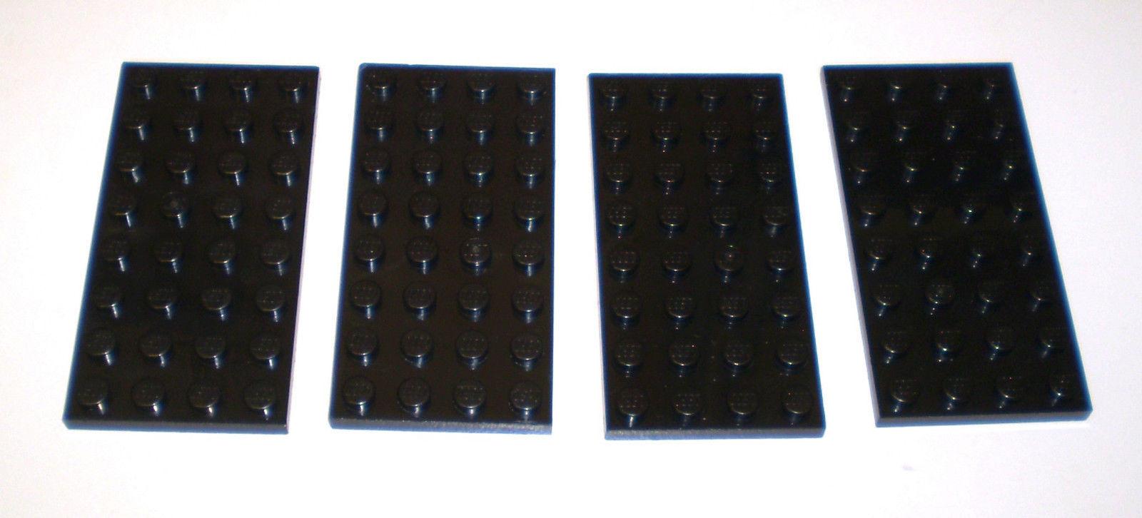 BLACK 2x6 Stud Plates Building 3795 NEW LEGO 30
