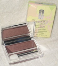 Clinique Colour Surge Eye Shadow Super Shimmer in Black Coffee - NIB - $16.98