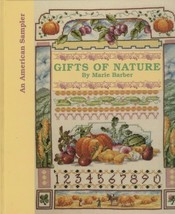"""Hard Covered Book - """"Gifts Of Nature"""" - Marie Barber - Gently Used - $18.00"""