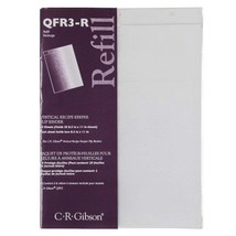 C.R. Gibson 10 Count Refill for Vertical Flip Recipe Keeper - $14.87
