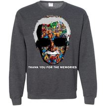Thank You For The Memories Tee Shirt  - Inspired By Stan Lee Sweatshirt - Super image 4