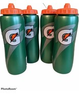 NEW 4 Gatorade Squeeze Bottle 32 oz x 4 Bottles, Made in the USA - $27.09