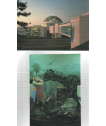 St. Louis Science Center St. Louis Postcards/ Blank Backs/Two - $1.75