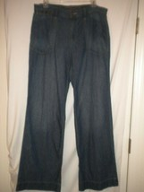 Lauren Jeans Co Premium Denim Size 10 Medium Wash Five Pocket Cotton Wom... - $5.93