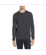 Ted Baker London ,Tricks Slim Fit Quilted Jersey Sweatshirt,CHARCOAL,SIZE 5 - $72.60