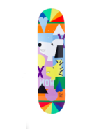 NINA CHANEL ABNEY Skate Deck Limited Edition Snoopy Woodstock Plate Sign... - $965.00