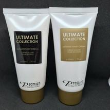 Dead Sea Premier Foot Cream + Hand Cream (50ml/1.7fl.oz each) - $28.06