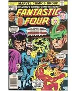 The Fantastic Four Comic Book #177 Marvel Comics 1976 VERY GOOD - $3.99