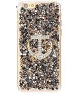 Nuevo en Paquete Icing Cristal Adornado Ancla Enjoyado Iphone 7 Carcasas - $9.92