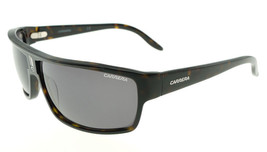 Carrera 61 Dark Havana / Gray Sunglasses 61/S 086 - $97.51