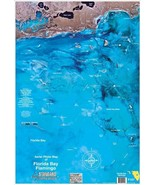 Standard Mapping Services Aerial Photo Map of Florida Bay Flamingo (BFP) - $18.00