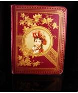 1888 Antique scrapbook - advertising card - antique rare gift - Anchor b... - $325.00