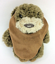 "Disney Parks Star Wars Weekends Wicket W. Warrick Ewok Plush Doll Toy 9"" H - $15.44"