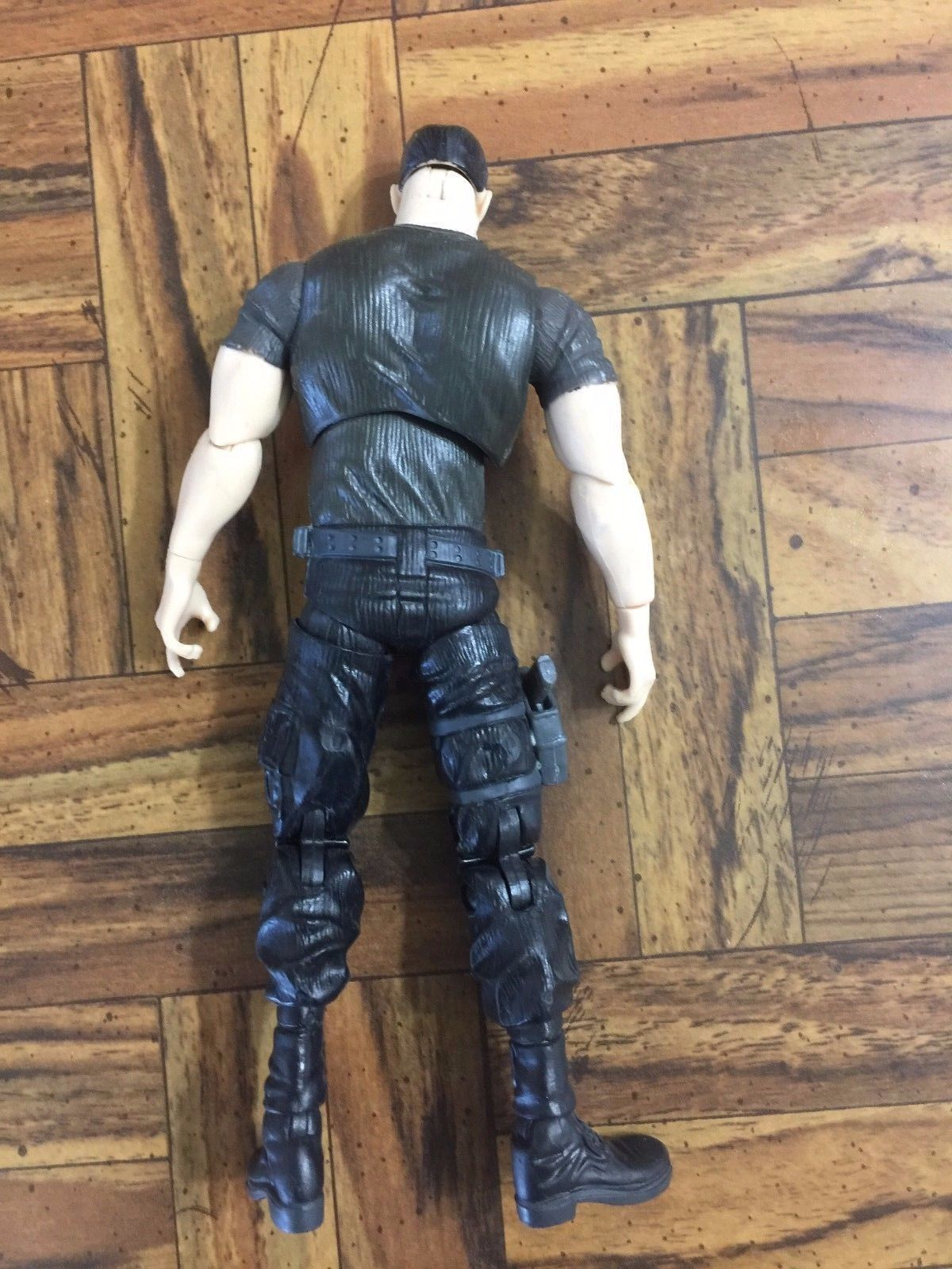 2007 Marvel Legends Hasbro Wal-Mart Excl PUNISHER w/Gun Action Figure Loose