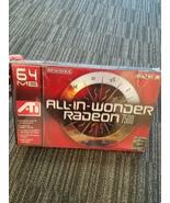 All-In-Wonder Radeon 7500 Video Card - 64MB - $72.25