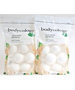 2 Bodycology 8 Ct Pure White Gardenia Bath Fizzies Enriched With Vitamin E - $29.99