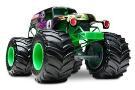 Max Monster Jam Grave Digger Model Car Truck Kit New Detailed Plastic Sc... - $37.30