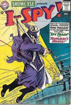 Showcase Comic Book #50 I - - Spy!, DC Comics 1964 FINE - $23.14