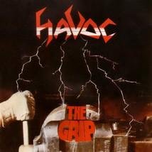 Havoc – The Grip CD - $12.99