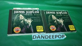 2 Janis Joplin Super Hits  - $12.86