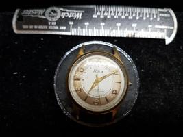 VINTAGE 1970'S RIKA 17 JEWEL WATCH FOR RESTORATION OR PARTS MISSING STEM... - $95.00