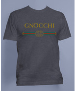 Gnocchi #2 Men Tee / T-shirt S to 3XL Dark Heather - $20.00+