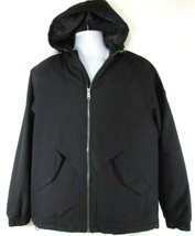 TIMBERLAND A1ML3-001 MEN'S BLACK WATERPROOF HOODED JACKET $188. - $89.99