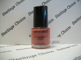 Wet n Wild Megalast Color Nail Polish #206B Undercover - $5.82