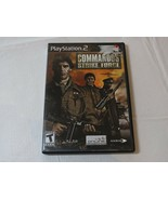 Commandos: Strike Force Sony PlayStation 2 PS2 2006 T-Teen Shooter Video... - $36.20