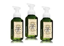 3 Bath & Body Works Coconut Pumpkin Latte Gentle Foaming Hand Soap  - $19.99