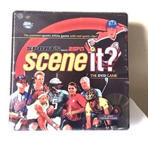 Scene It ESPN Scene Life DVD Tin Box Family Sports Board Game - $27.99