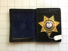 Obsolete Providence County Rhode Island Deputy Sheriff Badge - $265.00