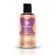 DONA Aphrodisiac & Pheromone Infused Bubble Bath - Sassy Tropical Tease - $14.95