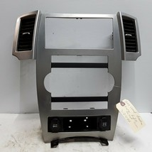 08 09 10 Jeep Grand Cherokee radio heater AC control bezel trim OEM - $64.34