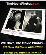 1994 Russell Mulcahy Movie THE SHADOW ALEC BALDWIN SIGNED Press Photo 54... - $49.95