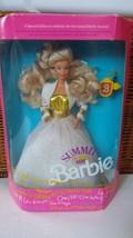 Barbie Doll. 1990 Summit Barbie. Blonde Hair. MIB - $16.82